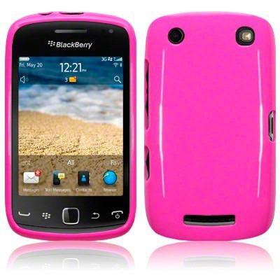 Etui Terrapin do Blackberry 9380 Curve żelowe - różowy