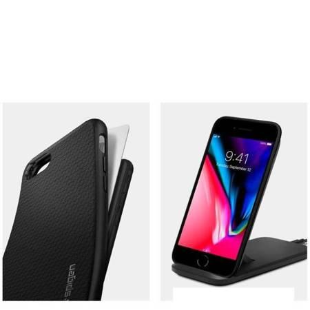 """Etui silikonowe SPIGEN SGP Liquid Armor iPhone 7/8 4,7"""" czarne"""