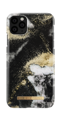[NZ] iDeal Of Sweden - etui ochronne do iPhone 11 Pro Max (Black Galaxy Marble)