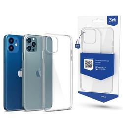 3MK Clear Case iPhone 12/12 Pro