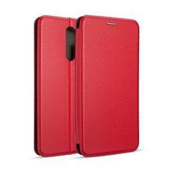 Beline Etui Book Magnetic Xiaomi Redmi 9 czerwony/red