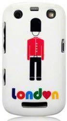 Etui Call Candy do Blackberry 9360 Curve  London Guard - żelowe