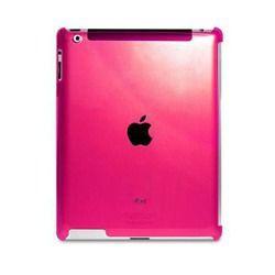Etui PURO Back Cover do iPad 2 / 3 / 4  ultra cienkie różowy