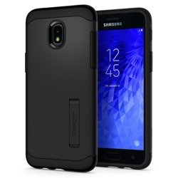 Etui SPIGEN SGP Slim Armor Black do Samsung Galaxy J3 2018