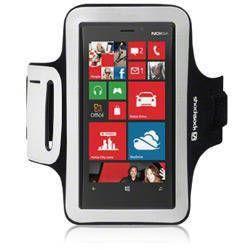 Etui Shocksock do  Nokia Lumia 920 - czarny