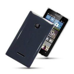 Etui Terrapin do Nokia Lumia 435 silikonowe przeźroczyste