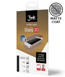 Hybrydowe szkło 3MK Flexible Glass 3D Matte-Coat do Apple iPhone 8 Plus - 1 szt. na przód i 1 szt. matowa na tył