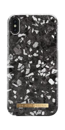 [NZ] iDeal Of Sweden - etui ochronne do iPhone Xs Max (Midnight Terazzo)