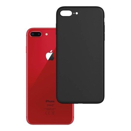 ETUI 3MK MATT CASE DO IPHONE 7 PLUS, CZARNE
