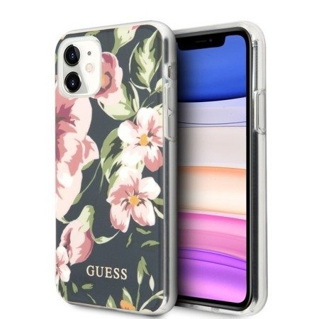 ETUI GUESS DO IPHONE 11, COVER, FC N°3, HARDCASE