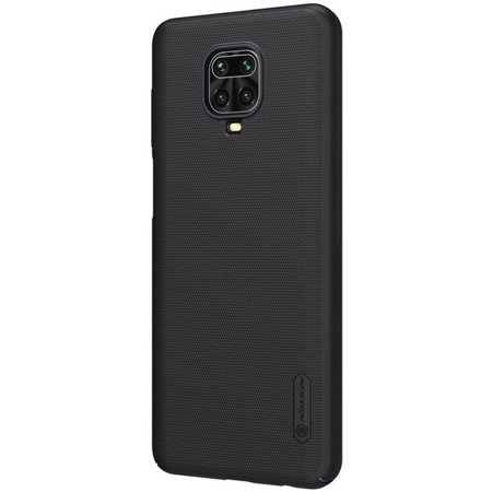 ETUI NILLKIN DO XIAOMI REDMI NOTE 9 PRO MAX, BLACK