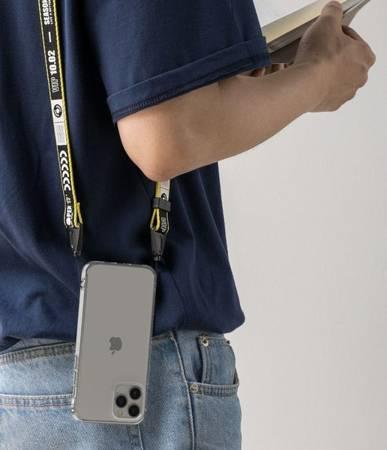 ETUI RINGKE FUSION IPHONE 12/12 PRO CLEAR
