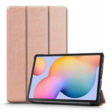 ETUI TECH-PROTECT SMARTCASE GALAXY TAB S6 LITE 10.4 P610/P615 ROSE GOLD