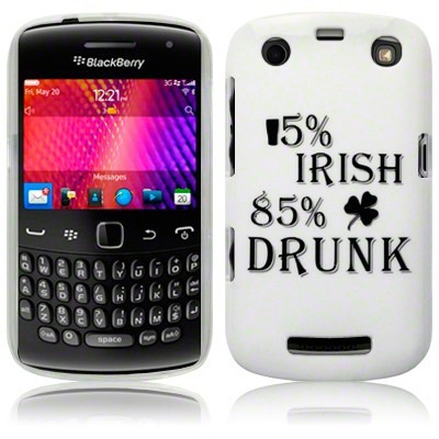 Etui Call Candy do Blackberry 9360 IRELAND  - żelowe