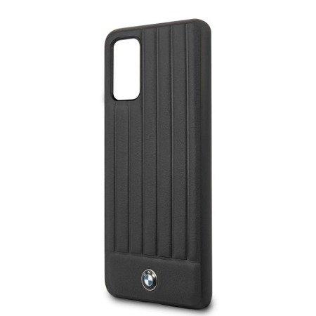 Etui Hardcase BMW Do Samsung S20+ Plus, Czarny