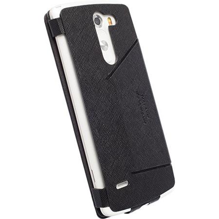 Etui Krusell FlipCase Malmo do LG G3 Stylus - czarne