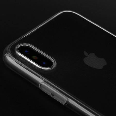 Etui MERCURY Clear Jelly do Apple iPhone X / XS przeźroczyste
