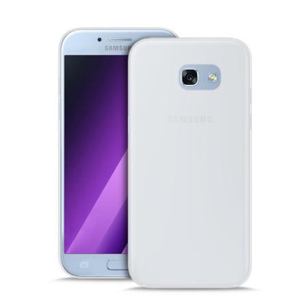 Etui PURO do Samsung Galaxy A3 2017 przeźroczyste Ultra Slim + folia LCD