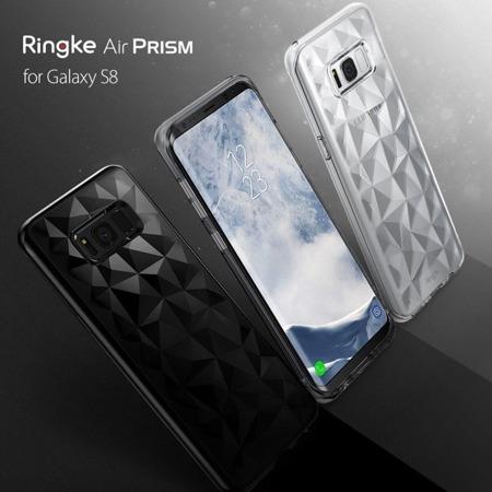 Etui Ringke Prism Air Clear do Samsung Galaxy S8 Plus