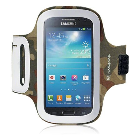 Etui Shocksock  do Samsung Galaxy S4 Mini (i9190 ) moro
