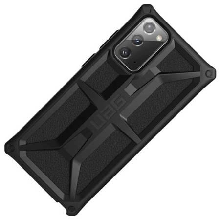 Etui UAG Monarch Do Galaxy Note 20, Czarny