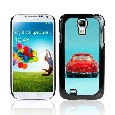 Etui plastikowe Call Candy do Samsung Galaxy S4 i9500 Car Collection