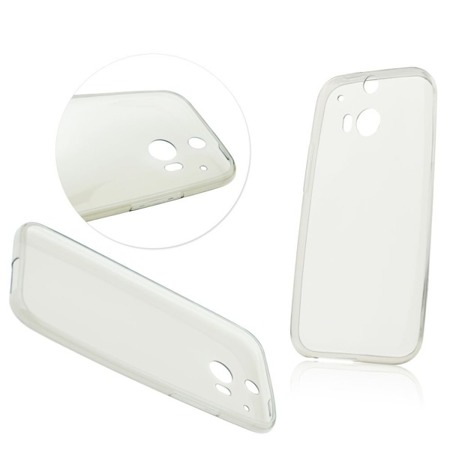 Etui silikonowe do Sony Xperia M4 AQUA przeźroczysty