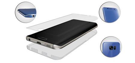 Folia ochronna 3MK ARC 3D MATTE-COAT do Huawei Mate 9 Pro - 1 sztuka na przód i 1 matowa na tył