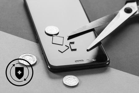 Folia ochronna 3MK ARC 3D Matte-Coat do Samsung Galaxy Note FE / Note 7 - 1 sztuka na przód i 1 matowa na tył