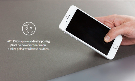 Folia ochronna 3MK ARC PRO do OnePlus 3 - 1 sztuka
