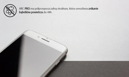 Folia ochronna 3MK ARC PRO do OnePlus 5 - 1 sztuka na przód