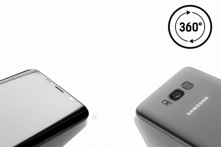 Folia ochronna 3MK ARC SE 3D Matte-Coat do Samsung Galaxy Note 8 - 1 sztuka na przód i 1 matowa na tył