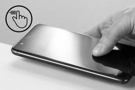 Folia ochronna 3MK CURVED ARC do Samsung Galaxy Note 4
