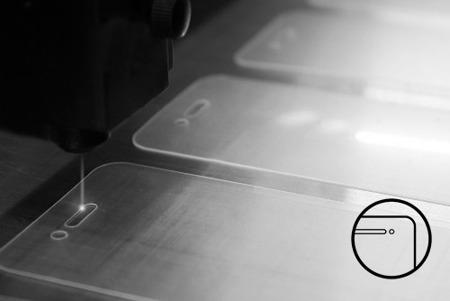 Hybrydowe szkło 3MK Flexible Glass 3D Matte-Coat do Huawei P8  - 1 szt. na przód i 1 szt. matowa na tył