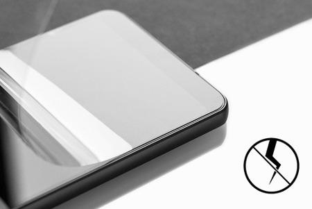 Hybrydowe szkło 3MK Flexible Glass 3D Matte-Coat do Xiaomi Redmi Note 3 / 3 PRO China - 1 szt. na przód i 1 szt. matowa na tył
