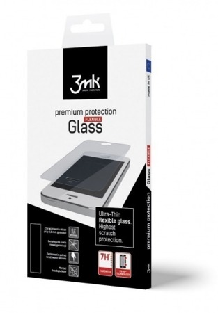 Hybrydowe szkło 3MK Flexible Glass 7H do Apple iPhone 8 Plus / 7 Plus - 1 sztuka