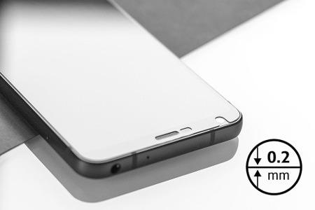 Hybrydowe szkło 3MK Flexible Glass 7H do Samsung Galaxy A3 2016 - 1 sztuka przód, 1 sztuka tył