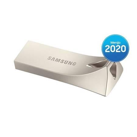 Pendrive Samsung 64GB USB 3.1 champaign silver