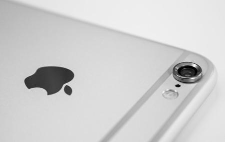 Pierścień chroniący kamerę 3MK Camera Protective Ring do Apple iPhone 6 Plus / 6S Plus szary
