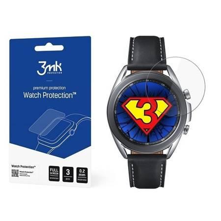 Szkło Hybrydowe 7H 3MK Do Galaxy Watch 3 45MM