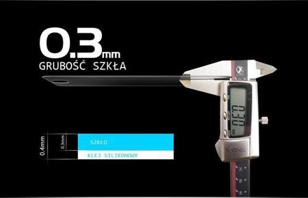 Szkło hartowane premium 9H Sony Xperia E4