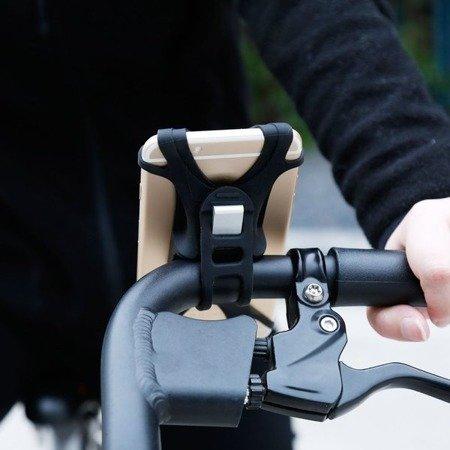 Uniwersalny uchwyt rowerowy marki BASEUS BIKE MOUNT BLACK